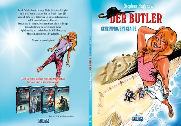 butler comic umschlag xx